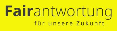 Logo Fairantwortung